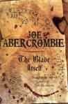 Joe Abercrombie: The Blade Itself.