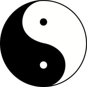 yin yang school