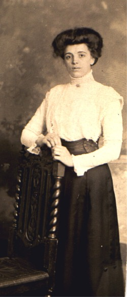 Annie Shaw