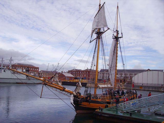 HMSPicklereplica