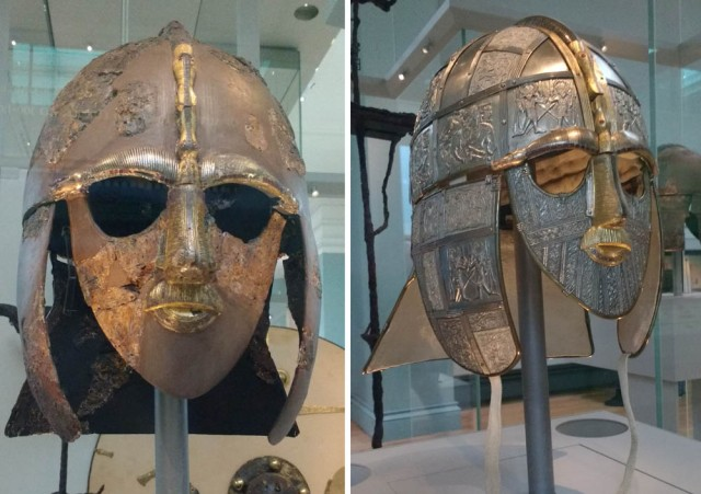 Sutton Hoo Helm